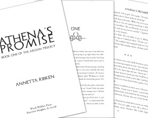 Athena's Promise, 2nd Edition