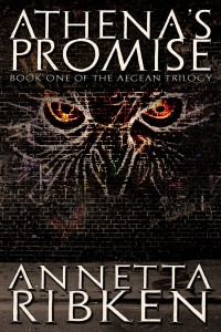 Athena's Promise, Book One of the Aegean Trilogy