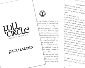 Full Circle, from The Hayle Coven Series from Patti Larsen