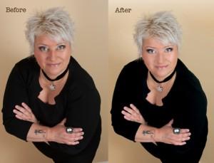 Photo retoucinh