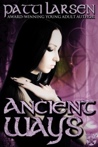 Cover design for Ancient Ways