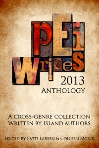 cover for PEI Writes 2013 Anthology