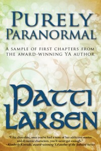 cover of Purely Paranormal