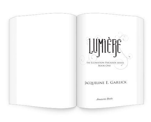 Title Page of Lumiere