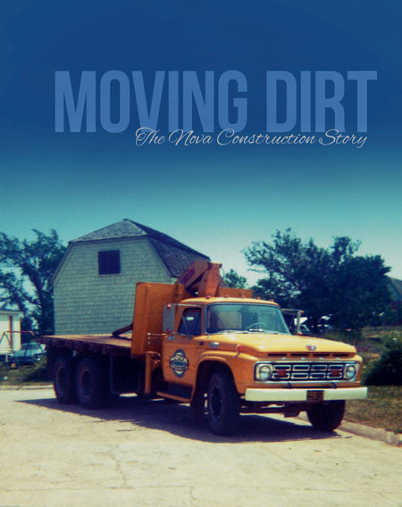 Moving Dirt half-title page