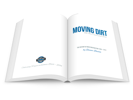 Moving Dirt Title page