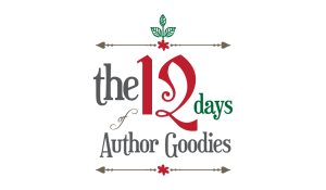 The Twelve Days of Author Goodies