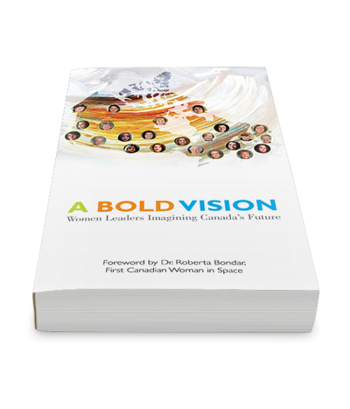 A Bold Vision Anthology cover