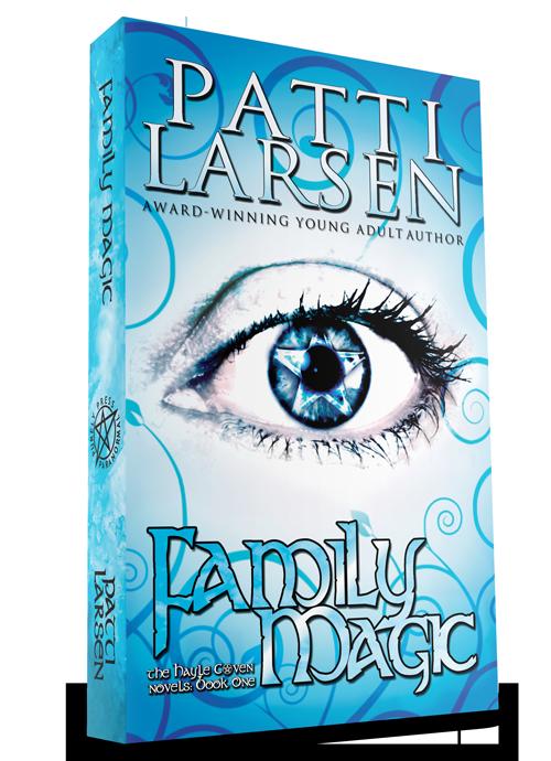 Family Magic cover