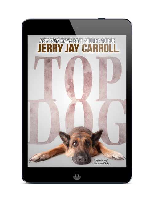 Top Dog ebook cover