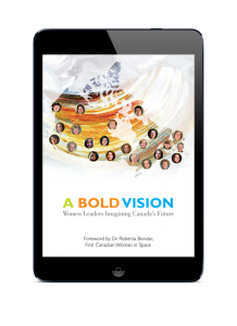 A Bold Vision ebook cover