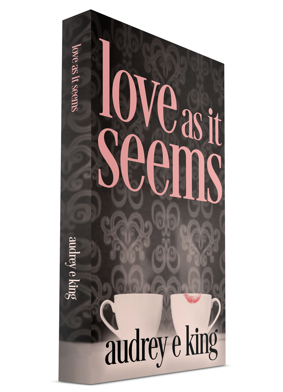 Print cover for Love As It Seems by Audrey E. King